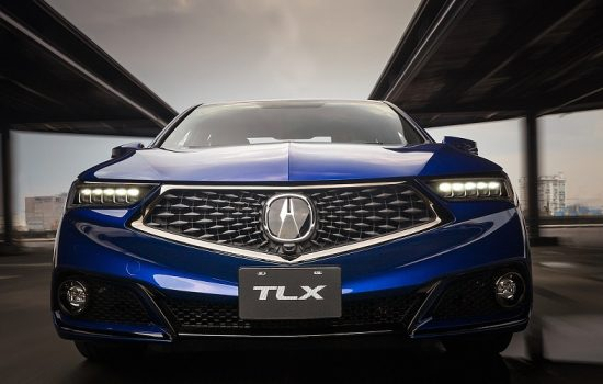 Automóvil Acura TLX 2018 llega a Centroamérica