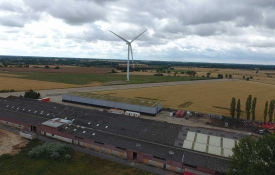 The Suffolk based company has invested into technologies and materials at its new 60,000 sq ft site - image courtesy of Aegg