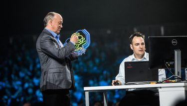 PTC CEO Jim Heppelmann at LiveWorx 2017 - image courtesy of PTC