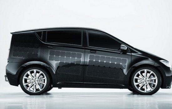 Sion, el automóvil solar de Sono Motors