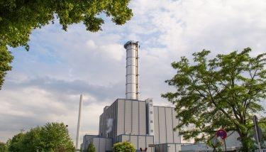 Power Station Chimney Power Plant Gas Industrial Energy Environment Electricity Atmosphere Steam Fuel Power Generation – image courtesy of Pixabay.