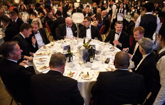 UK Manufacturers - On 13 September, 350 of the region's finest business leaders, academics and supporters met in Sheffield for this year's EEF Yorkshire and the Humber Manufacturing Dinner.