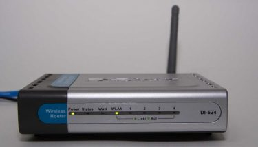 infrared wi-fi - The new technology would replace existing WiFi routers. Image courtesy of Wikipedia.