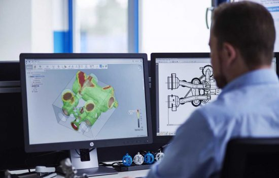 The company aims to unlock the potential of 3D printing for customers within a short space of time - image courtesy of thyssenkrupp