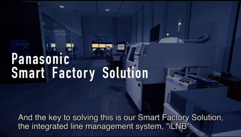 Panasonic Smart Factory is delivering increased manufacturing performance - image courtesy of Panasonic