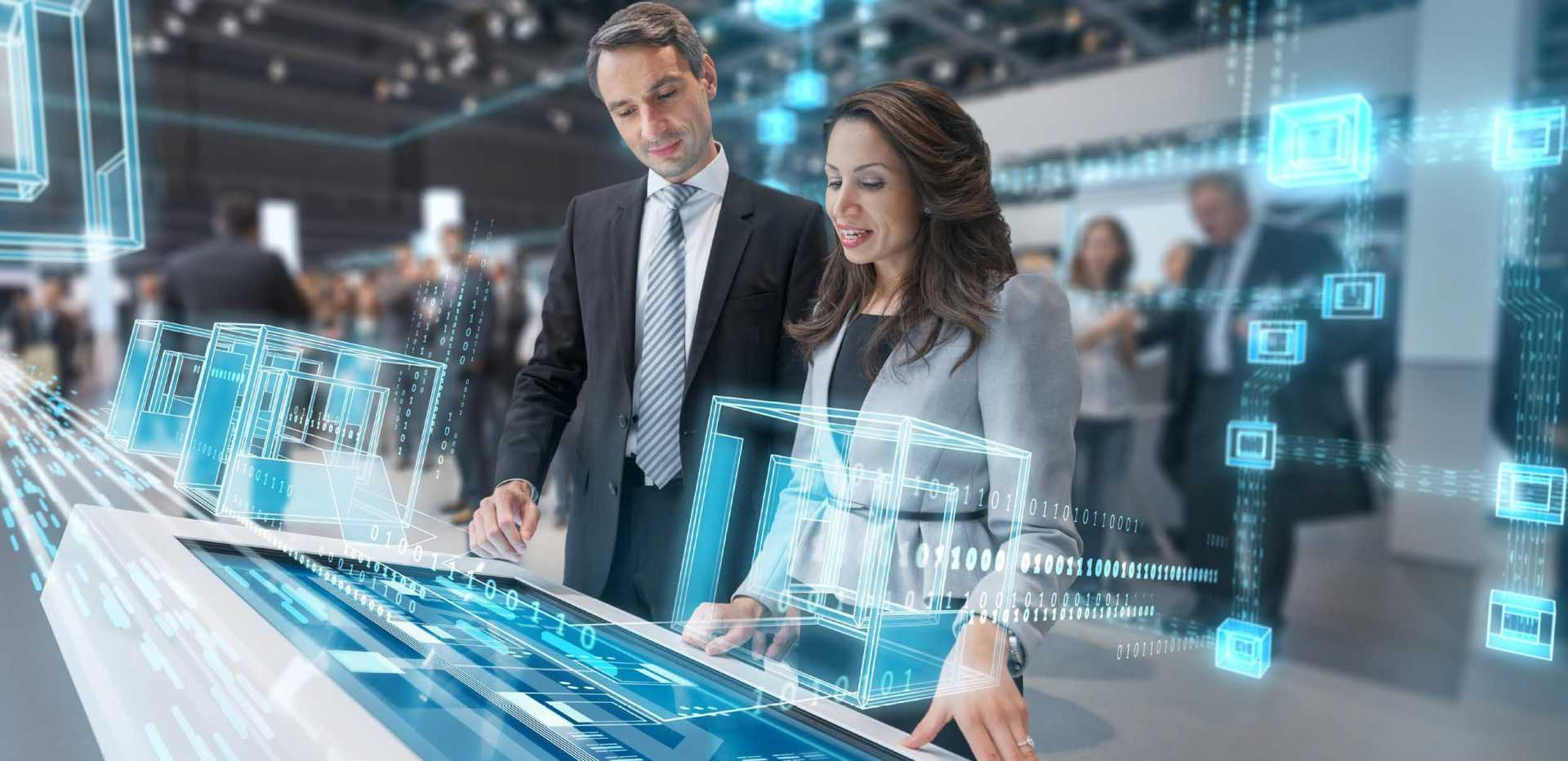 Mindsphere creates a closed feedback loop that sends production data back up the line to enable production to be streamlined and kinks to be ironed out – image courtesy of Siemens.