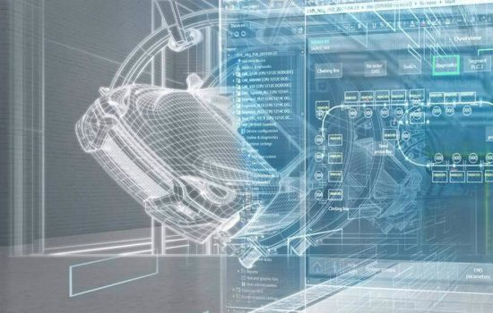 Mindsphere - As the factory's digital twin absorbs more information, it develops a much clearer picture of what maximum efficiency looks like – image courtesy of Siemens.