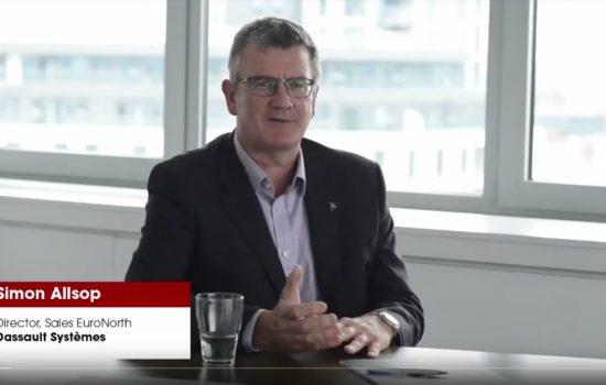 Simon Allsop, Dassault Systemes