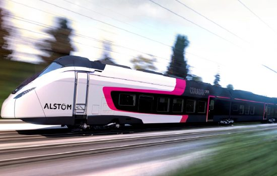 Siemens will receive newly issued shares in the combined company representing 50% of Alstom's share capital on a fully diluted basis - image courtesy of Alstom