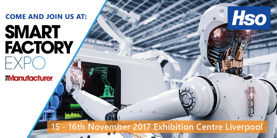 HSO The Manufacturer Smart Factory Expo 2017
