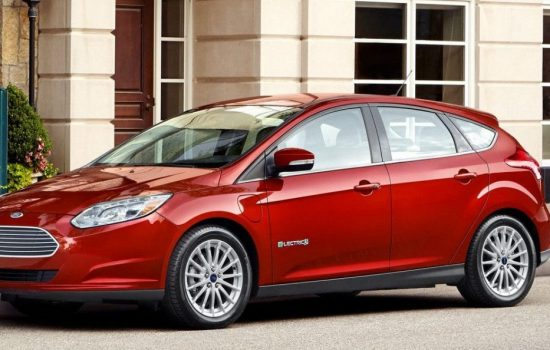 Ford is increasing its range of electric vehicles. Image courtesy of Ford.