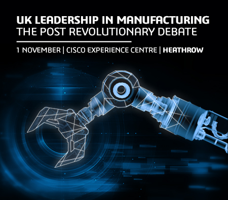 Fourth Industrial Revolution - UK Leadership in Manufacturing: The Post-Revolutionary Debate - Dassault Systemes