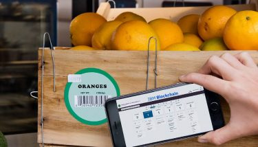 IBM has announced a blockchain collaboration with major retailers and food companies to address food safety worldwide - image courtesy of IBM.