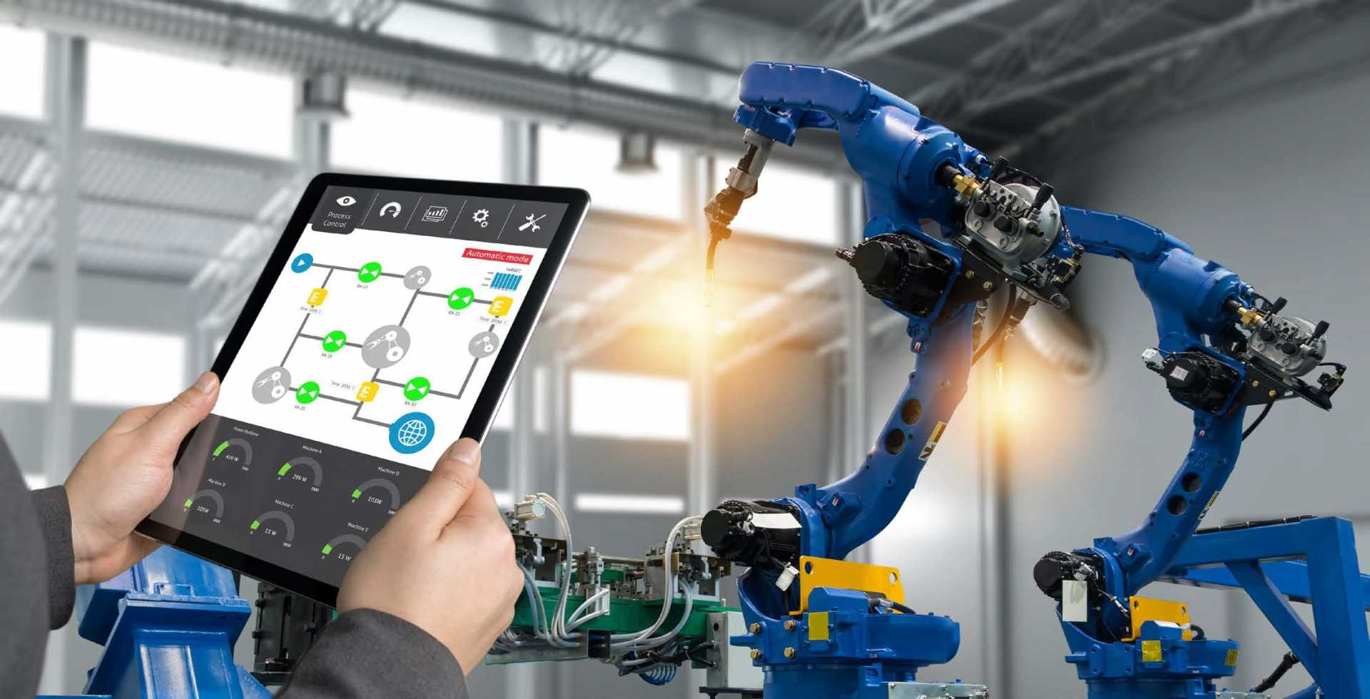 Image result for IIoT Will Transform Production Industries