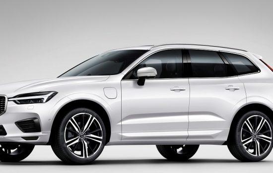 Nueva XC60 de Volvo