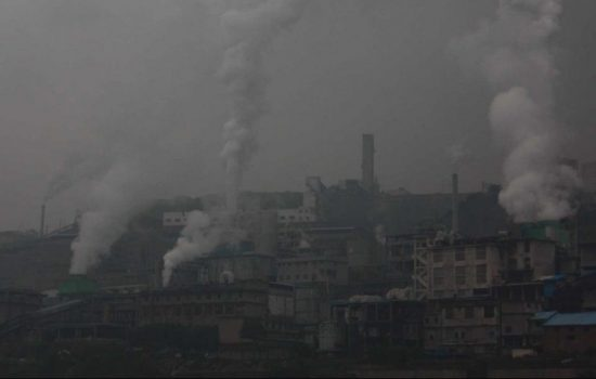 Polluting factories in China are being shut down in an air quality crackdown. Image courtesy of Flickr - Leo Fung