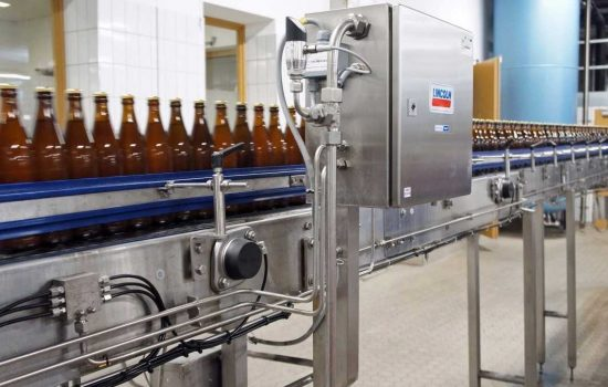 SKF has provided a modern lubrication system to Erdinger Weißbräu, to help them improve the flexibility of internal processes and meet growing demand - image courtesy of SKF
