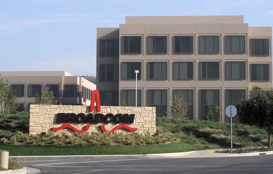 Broadcom is offering to buy its rival Qualcomm. Image courtesy of Wikipedia