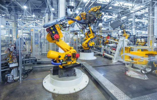 The Industrial Strategy is setting out a long-term vision for how Britain can build on its economic strengths.- image courtesy of Depositphotos.