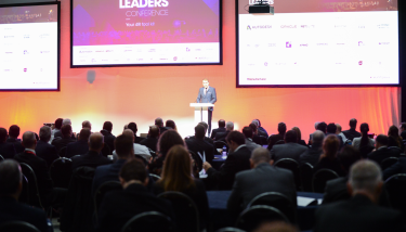 UK Manufacturers - Metro Mayor Steve Rotheram welcomed delegates to Liverpool and the co-located Leaders Conference and Smart Factory Expo - image courtesy of The Manufacturer.