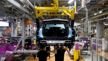 UK Manufacturers - The British automotive industry must find news ways to produce new models and be competitive - image courtesy of MINI Oxford.