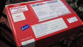 Tracking parcels can be very beneficial to manufacturers. Image courtesy of Flickr - Adam Levine.