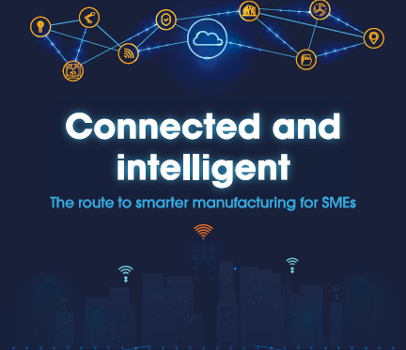 A new report from The Manufacturer and Oracle NetSuite has been launched at the Smart Factory Expo in Liverpool.