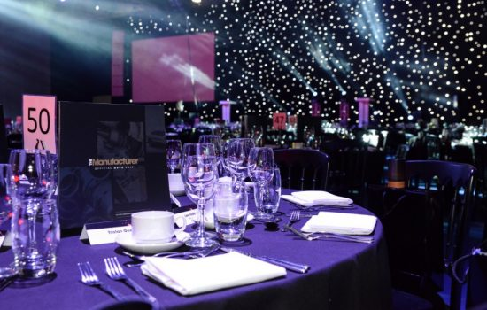 The Manufacturer MX Awards 2017