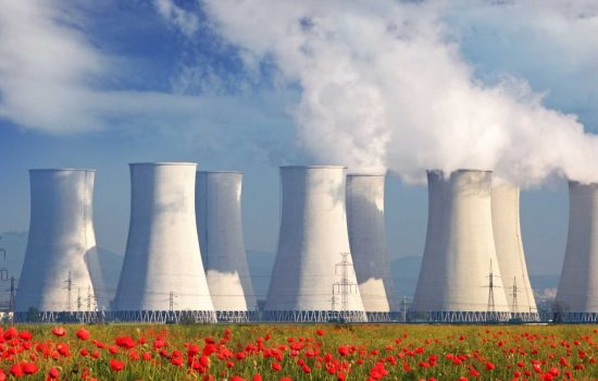 Nuclear Sector Deal - Fit For Nuclear power plant Energy - image courtesy of Depositphotos.