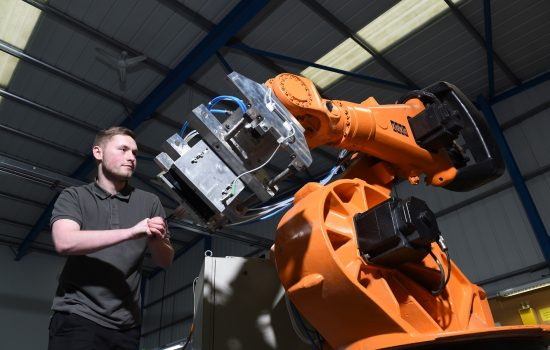 Machinery breakdowns are not only stressful, they're expensive too - image courtesy of Northern Industrial.