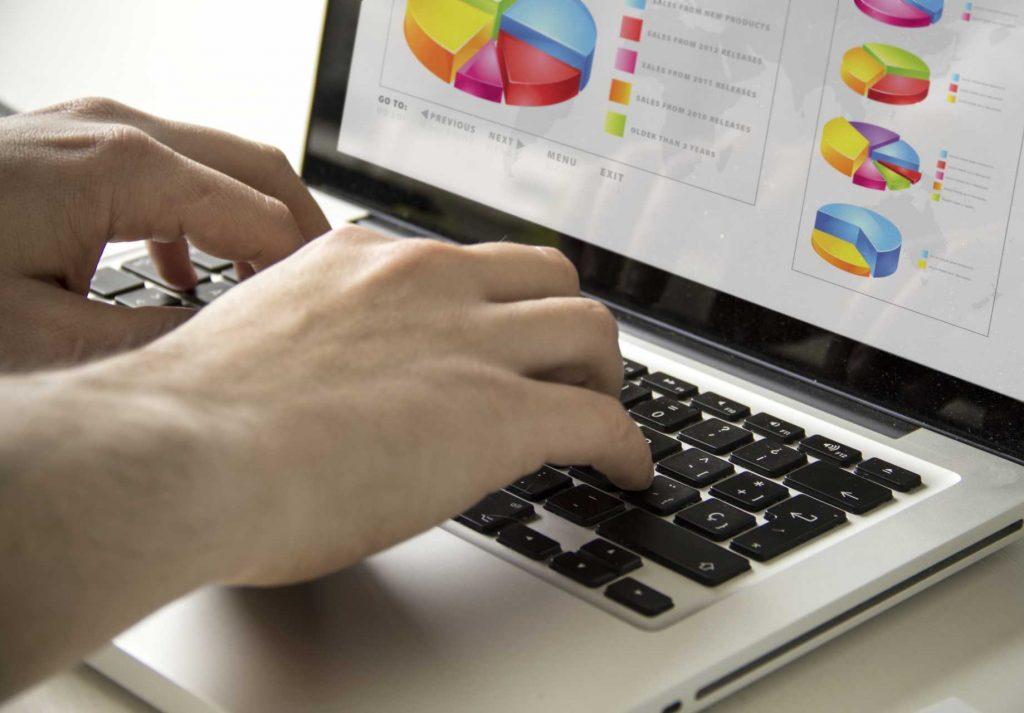 Digital Transformation Software Technology Computer ERP System BI Data - - image courtesy of Depositphotos.