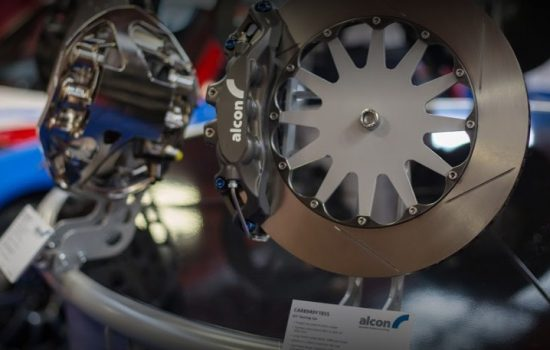 Brake manufacturer Alcon has announced a continued investment plan focussed on expansion of their defence sector business - image courtesy of Alcon.