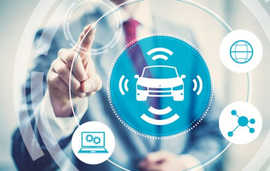 Technology will play an increasingly major role in keeping people moving, and the country connected - image courtesy of Highways England.