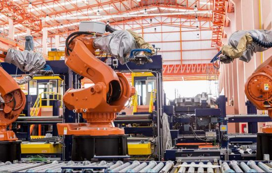 The cutting-edge factory will reportedly embody the true nature of 'smart manufacturing' thanks to the complex, automated interlinking of its work processes.