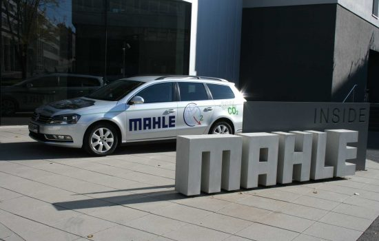 A milestone in the development of the UK's first testing centre RDE has been reached after MAHLE Powertrain took delivery of a climatic control system - image courtesy of MAHLE.