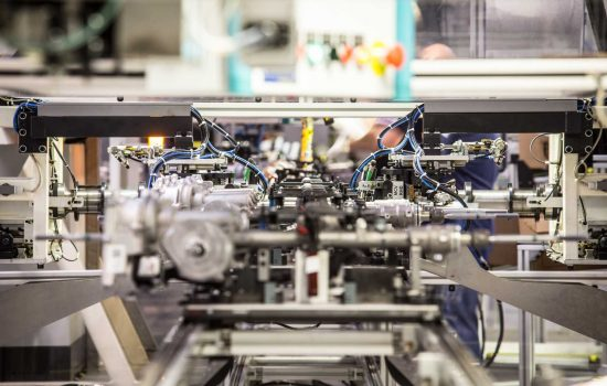 The PMI shows that UK manufacturers maintained a broadly positive outlook for the sector in May - image courtesy of Nexteer Automotive.