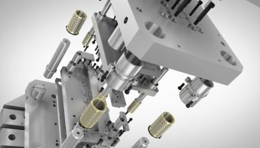Presswork Specialist - The company's 'What is a Micron?' film puts the size into context against a backdrop of processes, machinery and manufacturing skill – image courtesy of Brandauer.