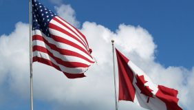 Canada and the US are locked in trade disputes over NAFTA. Image courtesy of Flickr - Jimw