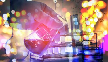 UK Chemical Industry Chemicals Science Research Laboratory - image courtesy of Depositphotos