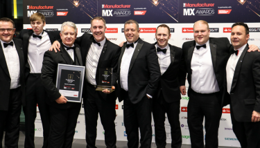 McLaren Automotive - The Manufacturer MX Awards 2017