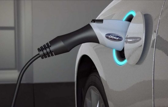 Ford is investing big in electric vehicles. Image courtesy of Ford Motor Company.