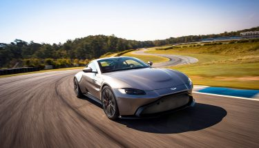 The British car maker is planning a five-year trade and investment drive in China worth over £600m - image courtesy of Aston Martin.