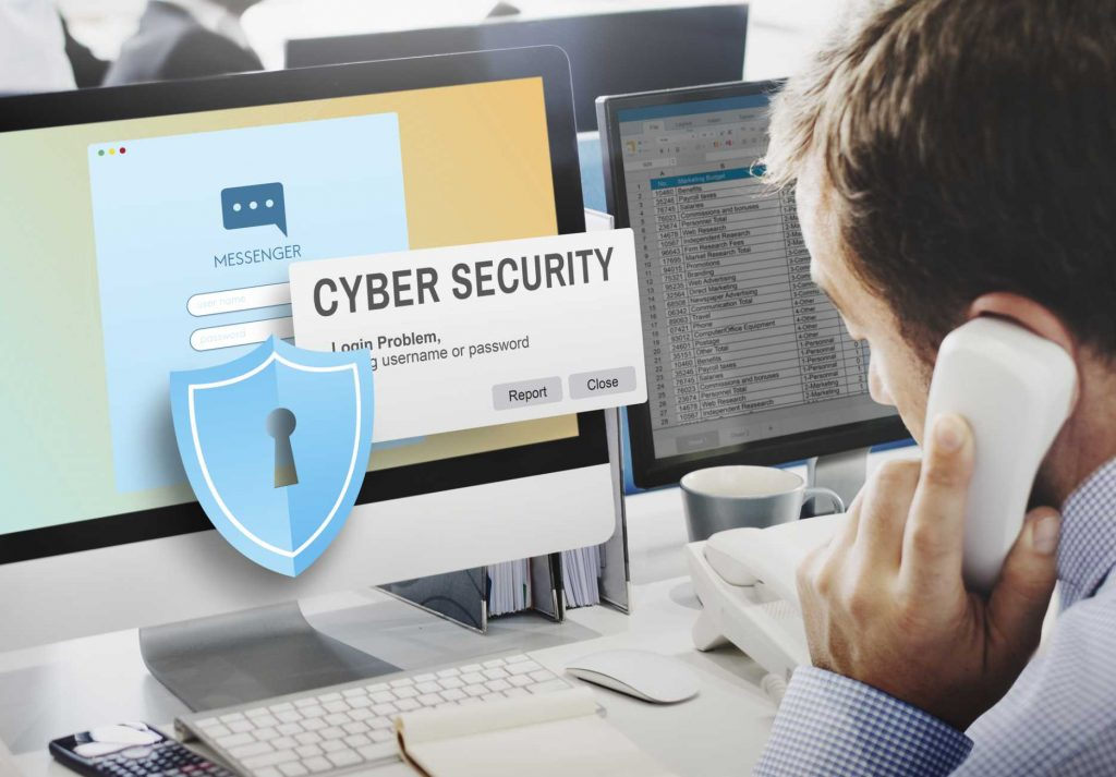 Siemens and eight partners are to sign a joint charter to improve cyber security - image courtesy of Depositphotos.