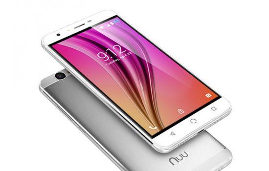 Smartphone NUU X5: amigable en precio y características
