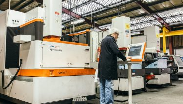 """A £500,000 investment in larger-sized moulding machines has resulted in a """"better than ever"""" order book and the creation of several new jobs – image courtesy of Barkley Plastics."""