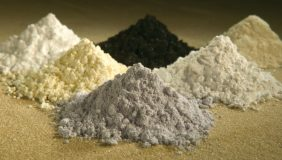 Rare earth minerals are vulnerable to supply disruption and demand spikes. Image courtesy of the US Department of Agriculture