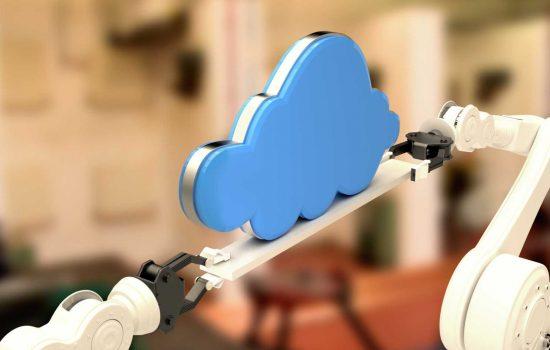 Automation Cloud Digital Digitalisation Industrial Internet IIoT - image courtesy of Depositphotos.