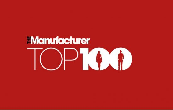 The Manufacturer Top 100 - No date