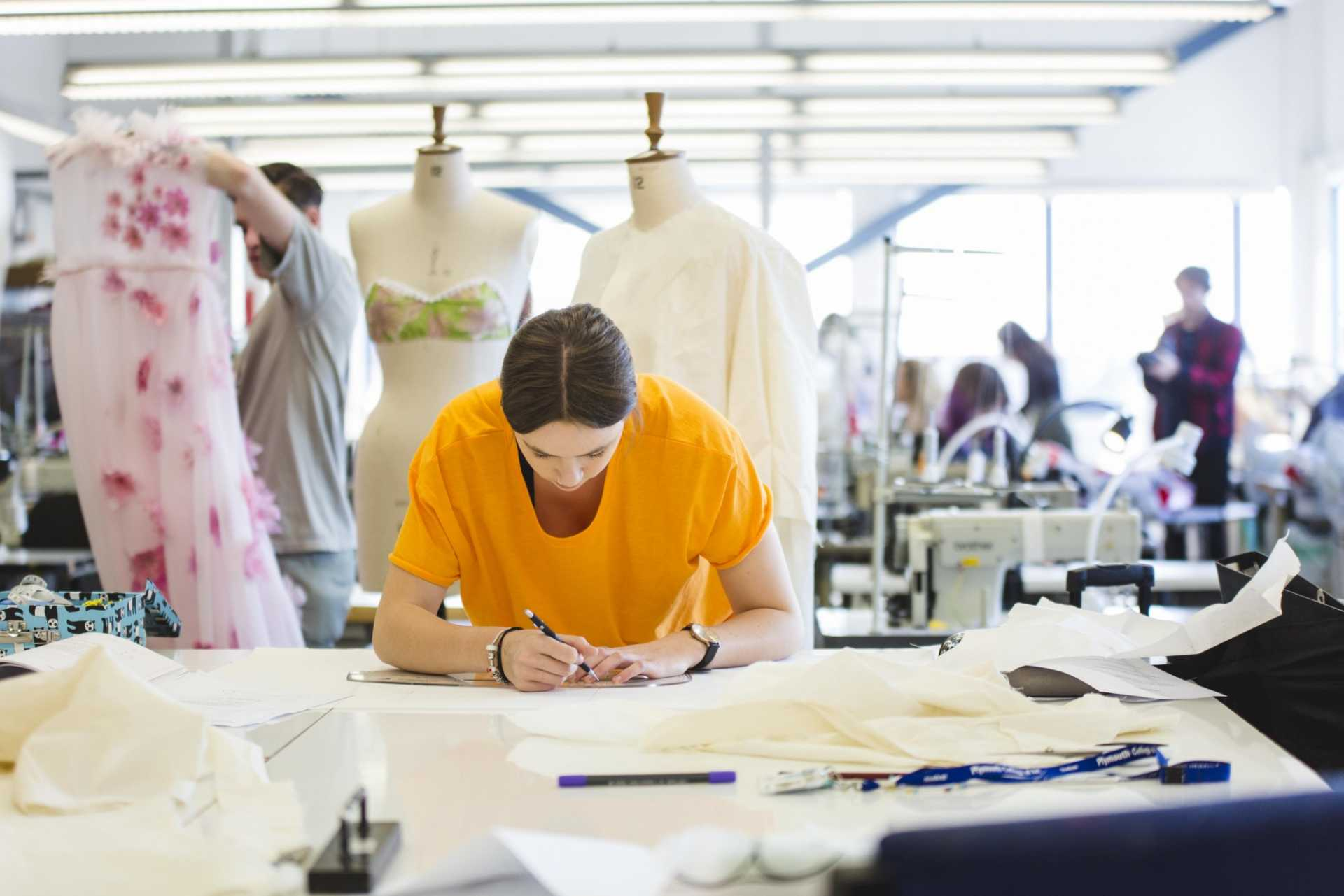 New Venture Launch To Revive Fashion Manufacture In Plymouth The Manufacturer