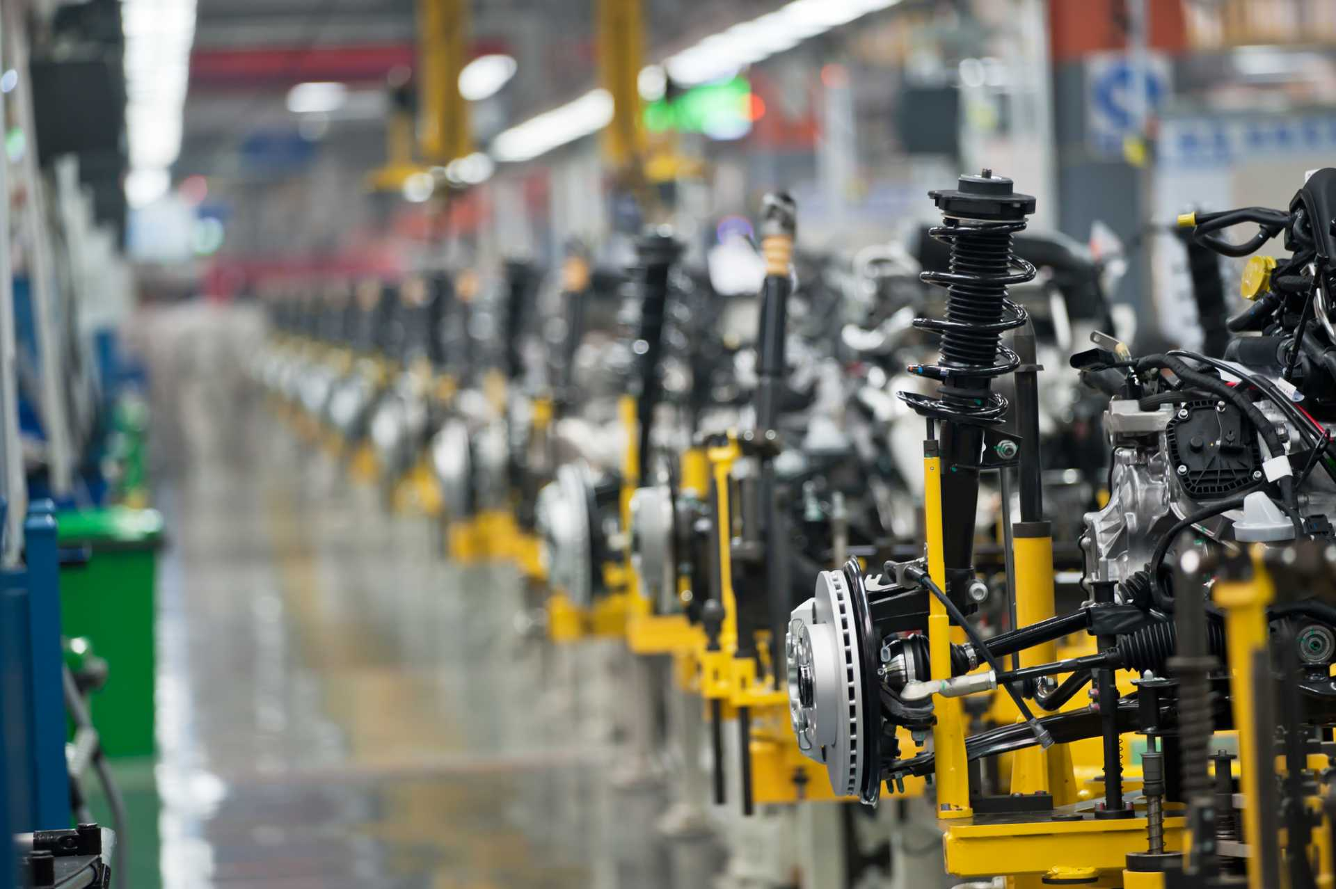British manufacturers said the govt should drop the 'max fac' - image courtesy of Depositphotos.